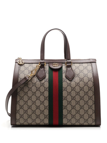 Gucci Ophidia Top Handle Tote Bag