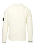 Stone Island Arm Patch Knit Sweater