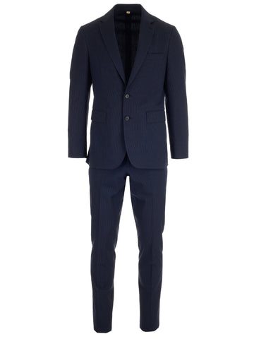 Burberry Slim Fit Two-Piece Suit