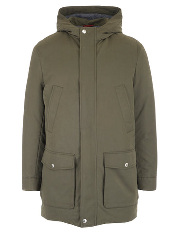 Brunello Cucinelli Hooded Parka