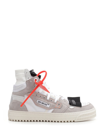 Off-White Off Court Lace-Up Sneakers