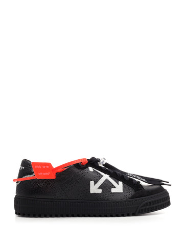 Off-White Vulc Lace-Up Sneakers