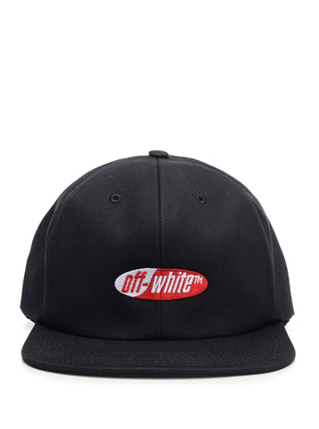 Off-White Logo Patch Hat