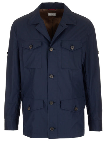 Brunello Cucinelli Front Pocket Jacket