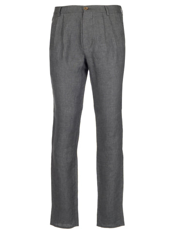 Brunello Cucinelli Straight Leg Pants