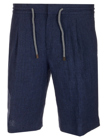 Brunello Cucinelli Drawstring Shorts