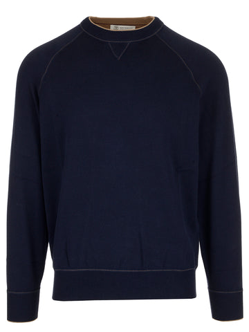 Brunello Cucinelli Relaxed Fit Sweater