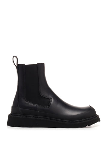 Bottega Veneta Pull On Ankle Boots