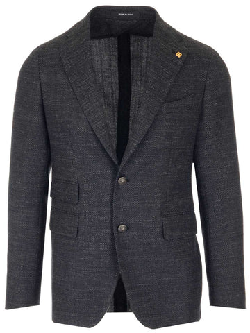 Tagliatore Tailored Single-Breasted Blazer