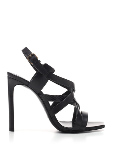 Saint Laurent Bea 105 Sandals