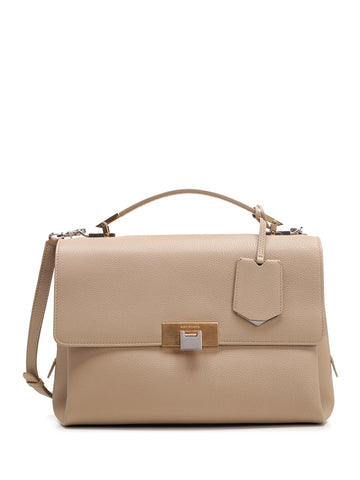 Balenciaga Fold-Over Closure Shoulder Bag