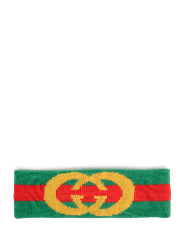 Gucci Web Interlocking G Headband