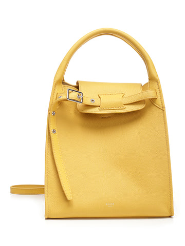 Céline Small Big Grained Calf Leather Tote Bag