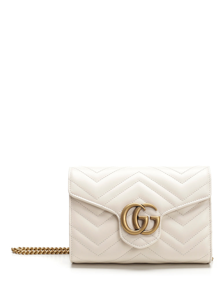 Gucci GG Marmont Quilted Wallet Bag
