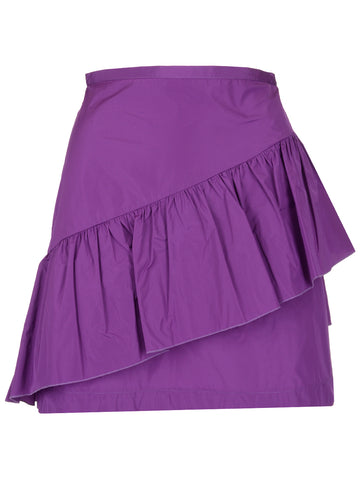 See By Chloé Taffeta Mini Skirt