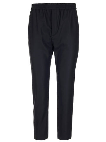 Saint Laurent Tapered Slim-Fit Pants