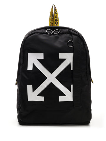 Off-White Logo Backpack