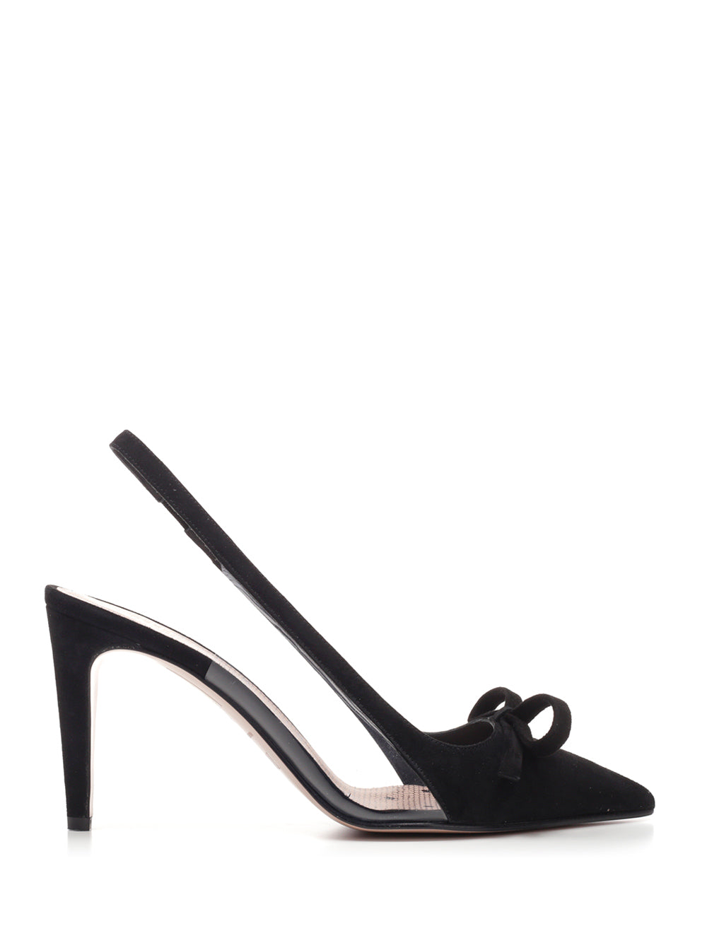 Red Valentino High heels RED VALENTINO BOW DETAIL SLINGBACK PUMPS