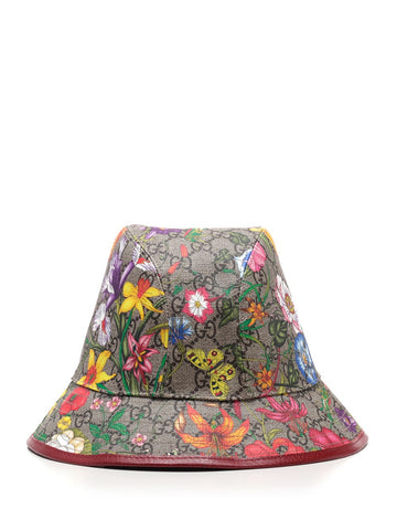 Gucci Mixed Printed Fedora