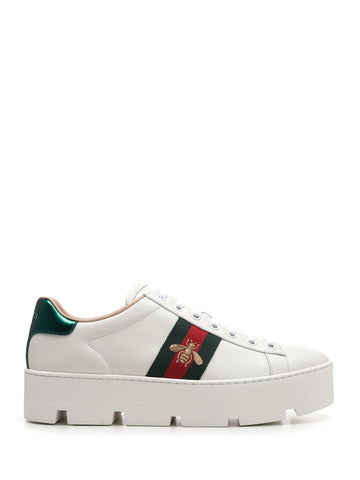Gucci Ace Platform Sneakers