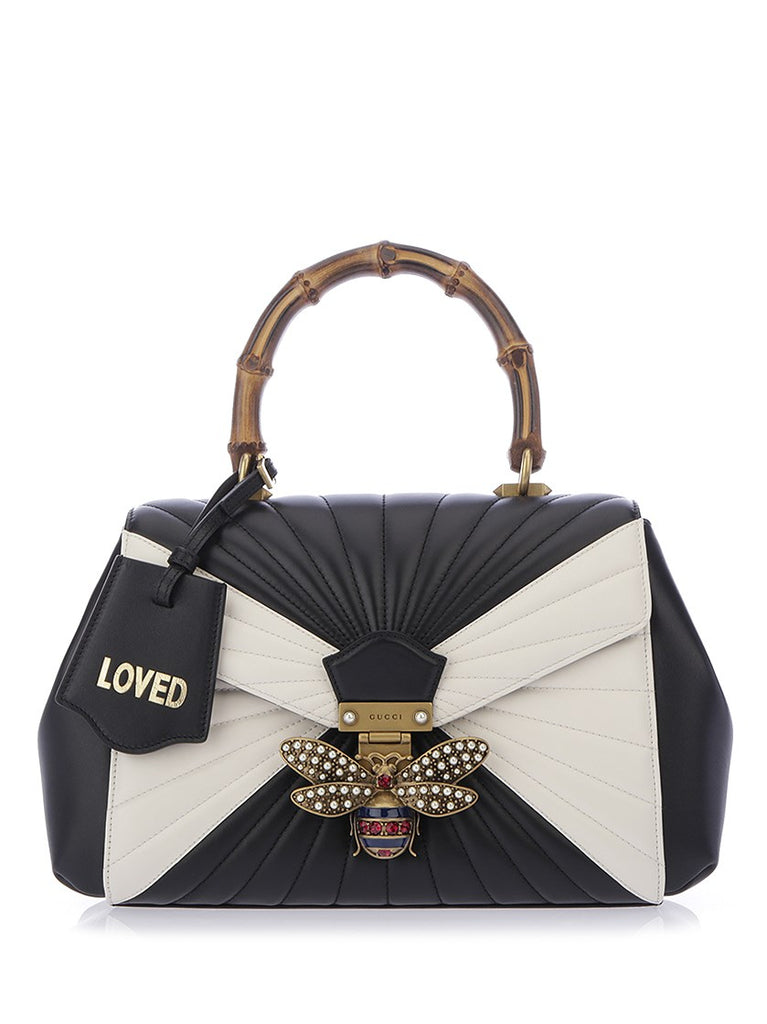 5c794d77680 Gucci Queen Margaret Quilted Leather Tote Bag – Cettire
