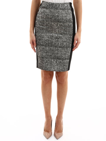 Balenciaga Side Band Pencil Skirt