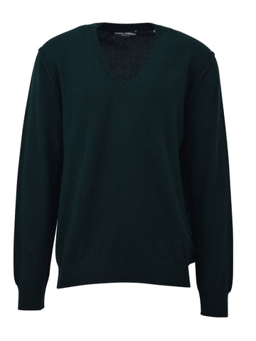 Dolce & Gabbana V-Neck Sweater