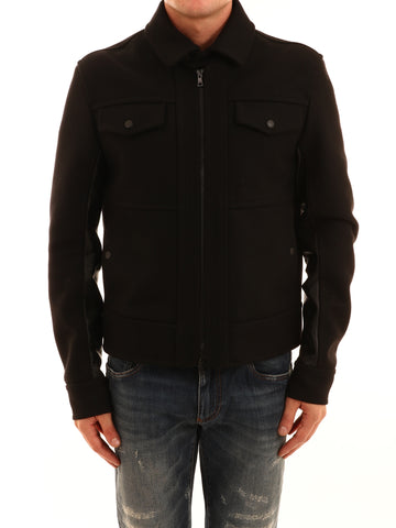 Gucci Zip Up Collar Jacket