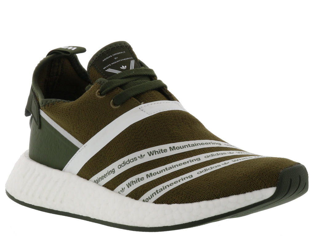 check out 6b565 9ce61 Adidas By White Mountaineering NMD R2 PK Sneakers