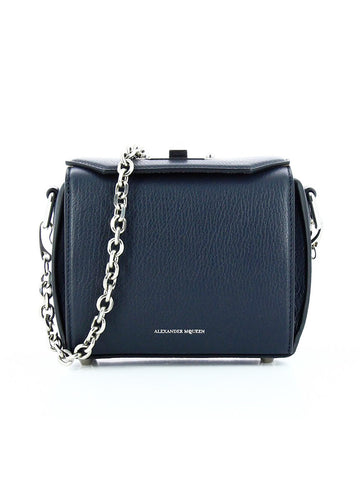 Alexander McQueen Box Chain Bag