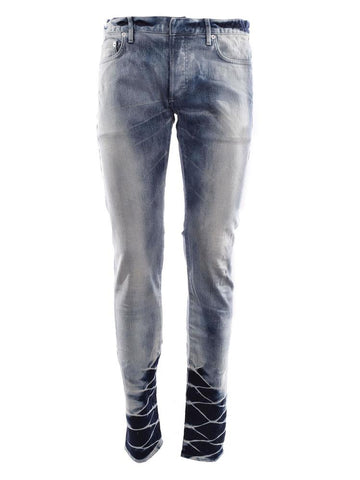 Dior Homme Stonewashed Slim Fitting Jeans