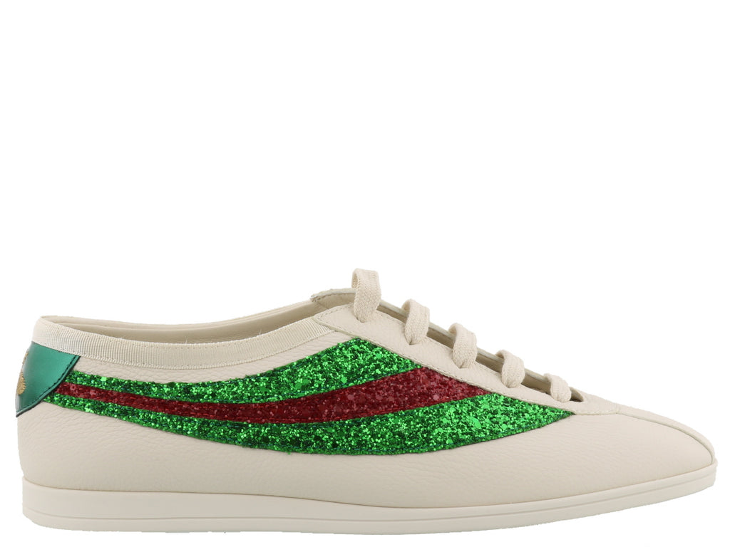 6dcf853becd Gucci Falacer Glitter Sneakers – Cettire