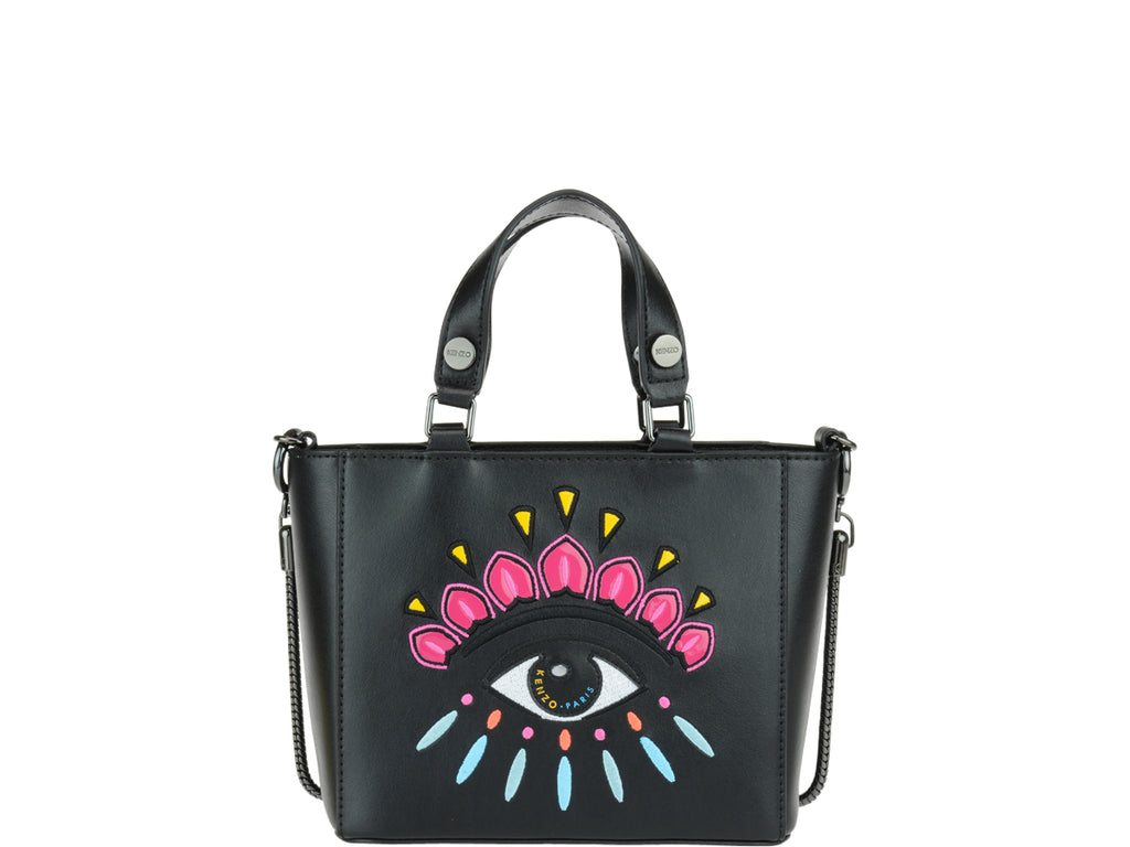 53f0a66a7fb Kenzo Embroidered Eye Tote Bag – Cettire