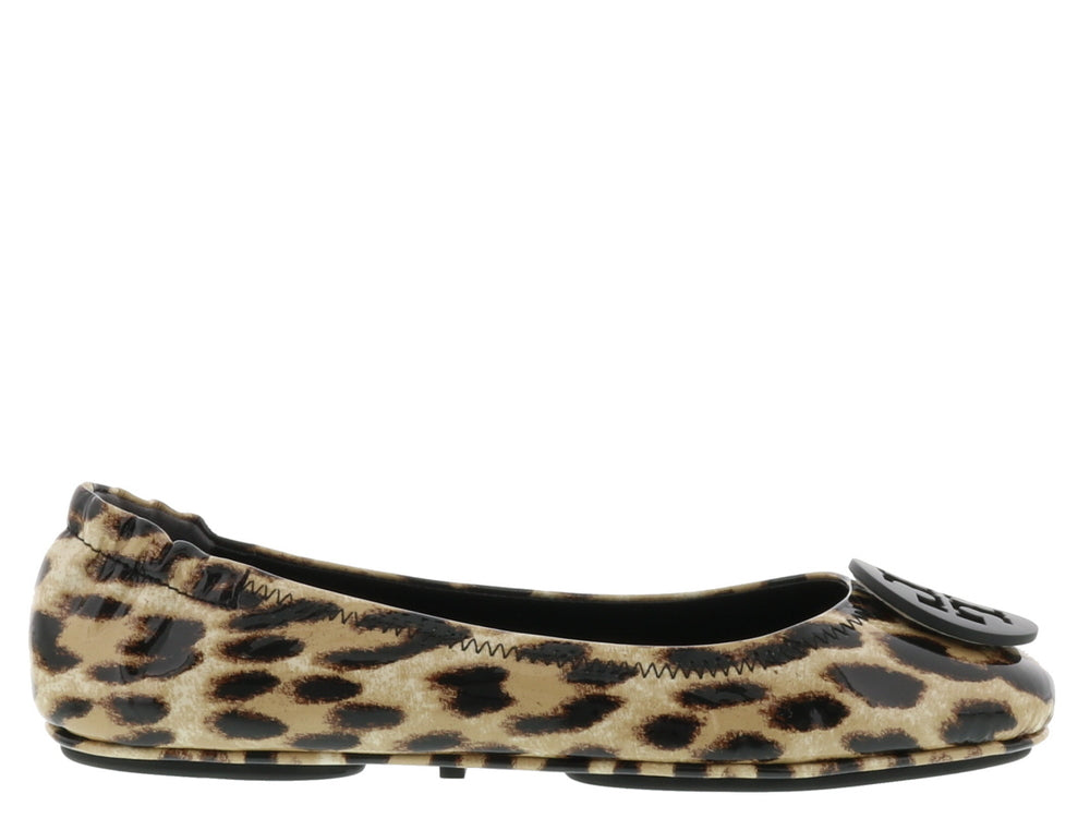 8aa0be918af Tory Burch Leopard Minnie Ballet – Cettire