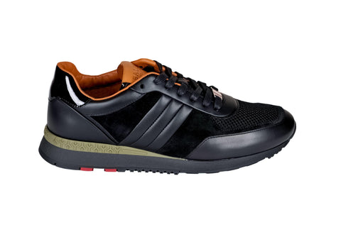 Bally Lace Up Trainers
