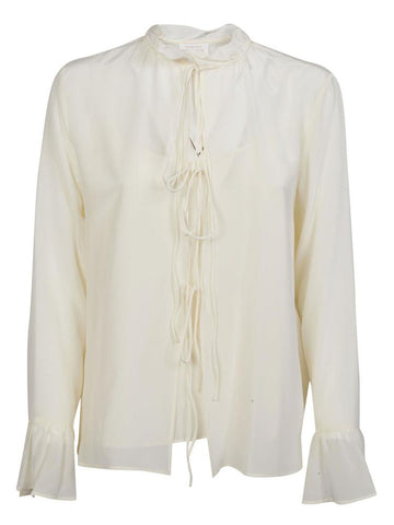 See By Chloé Flared Cuff Blouse