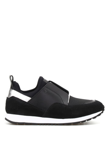 Tod's Contrast Slip-On Sneakers