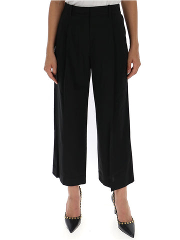 3.1 Phillip Lim Wide Leg Cropped Pants