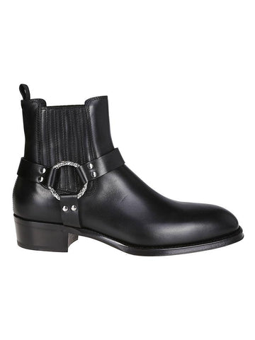 Alexander McQueen Heeled Ankle Boots