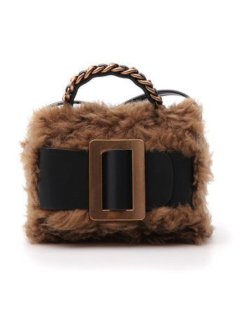 Boyy Fred Shearling Bag