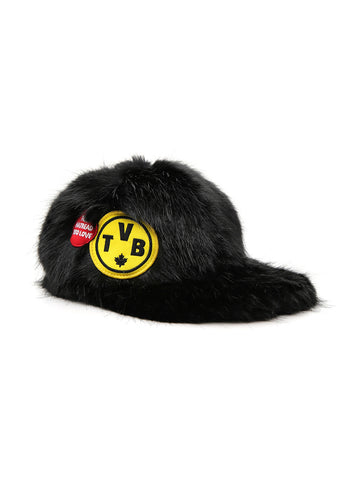 Dsquared2 Fur Baseball Cap
