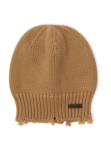 Dsquared2 Logo Knit Beanie