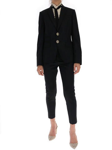 Dsquared2 Button-Embellished Suit