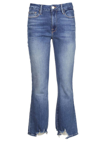 Frame Clappson Flaired Jeans