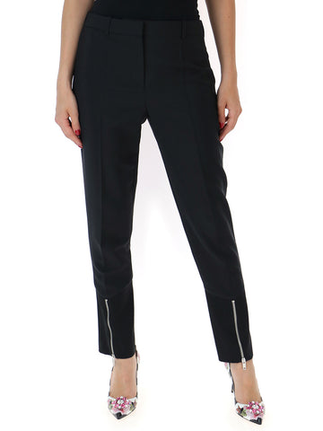 Givenchy Tapered Zip Detail Pants