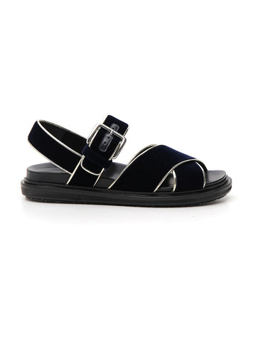 Marni Crossover Sandals