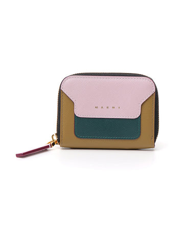 Marni Trunk Coin Wallet