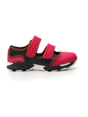 Marni Double Touch Strap Sneakers