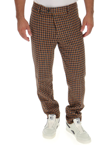 Missoni Checked Tailored Pants