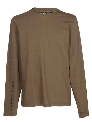 Neil Barrett Long Sleeve T-Shirt